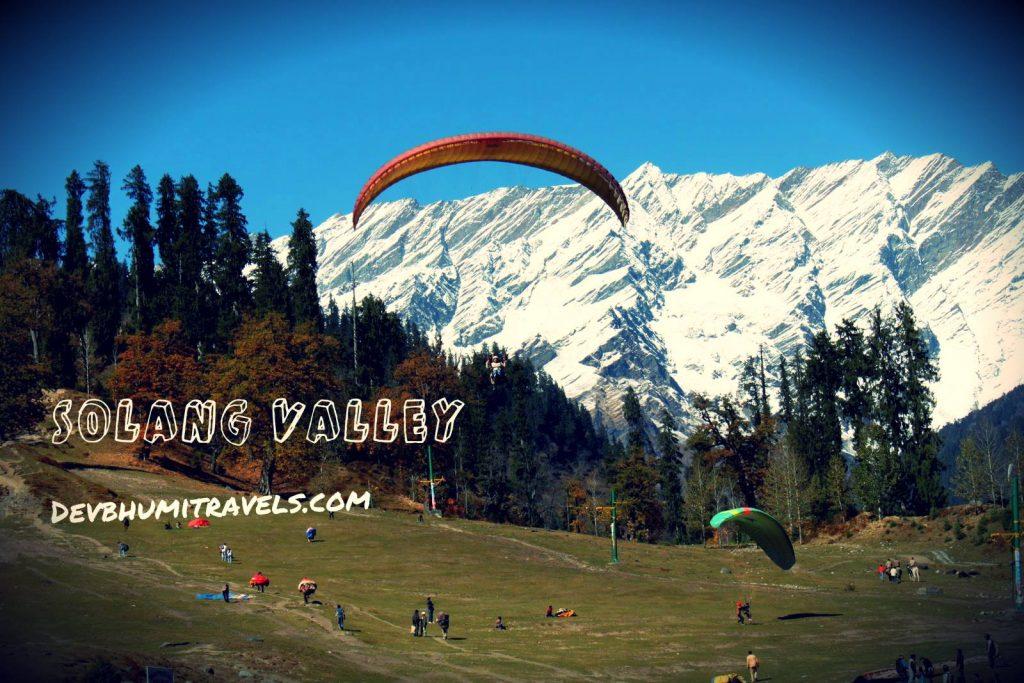 Solang Valley ( Solang Nallah )